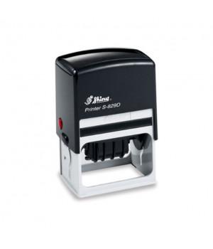 Shiny Printer S-829D РУС/ЛАТ латиница
