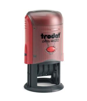 Trodat Printy 46130 РУС. Цвет корпуса: красный
