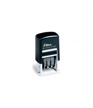 Shiny Printer S-300 Банковский ***Черный