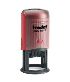 Trodat Printy 46145 РУС. Цвет корпуса: красный