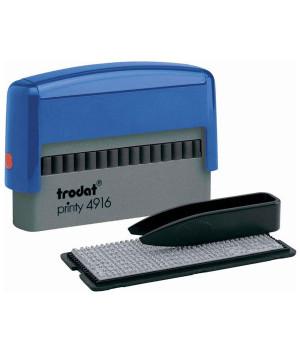 Trоdat Printy 4916 TYPO РУС. Цвет корпуса: синий