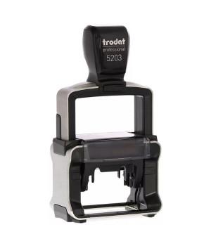 Trоdat Professional Line 5203 4.0. Цвет корпуса: черный с серебром