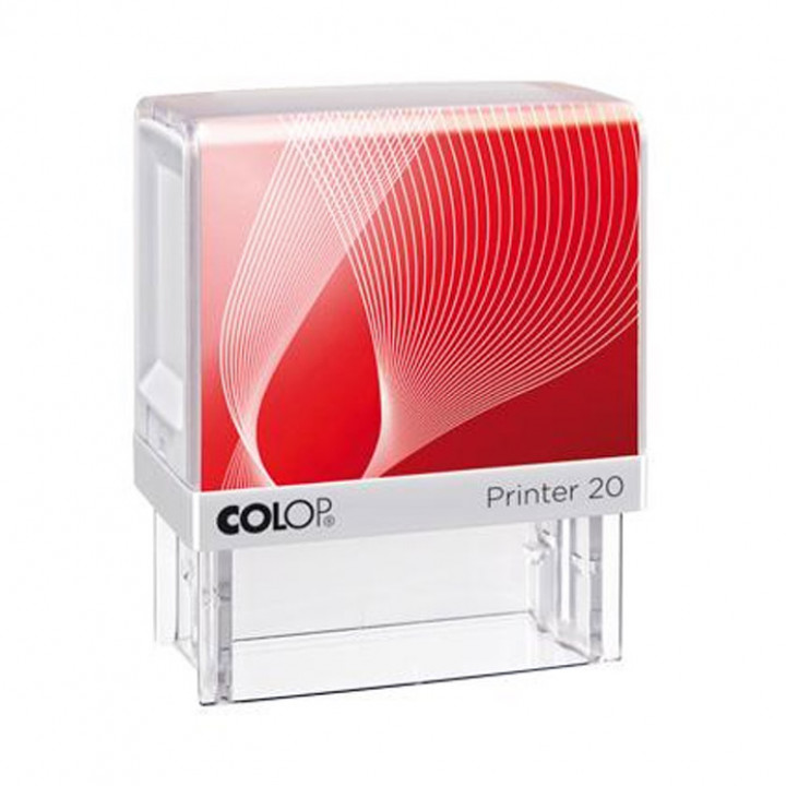 Colop Printer 20 Standart. Цвет корпуса: белый
