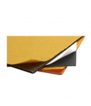 Демпфер листовой, толщина 1 мм Цвет белый