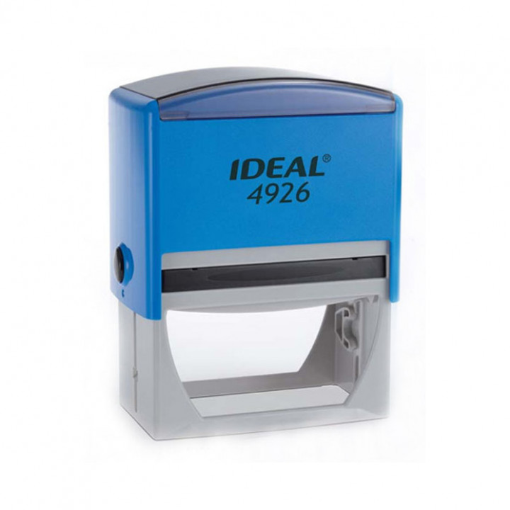 Ideal 4926 P2. Цвет корпуса: синий