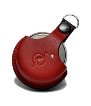 Компакт D40 (ОФЛ). Цвет чехла: красный