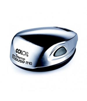 Colop Stamp Mouse R40 Chrom. Цвет корпуса: хром