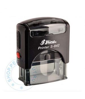 Shiny Printer S-842 Standart / Transparent черный