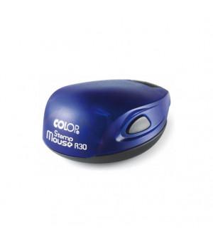 Colop Stamp Mouse R30. Цвет корпуса: индиго