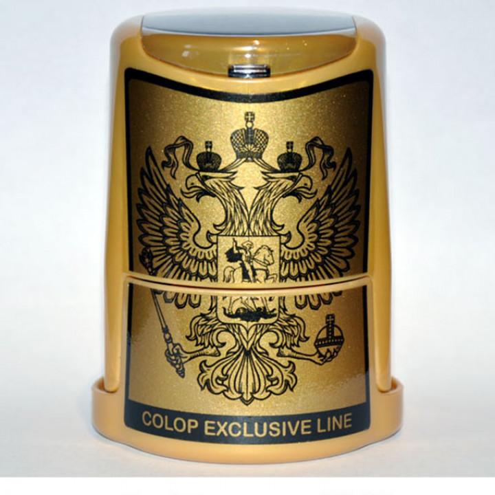 Орел золото (R7). Цвет корпуса: золото