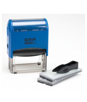 GRM 4926 P3 TYPO РУС. Корпус синий