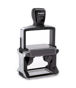 Trоdat Professional Line 5208 4.0. Цвет корпуса: черный с серебром