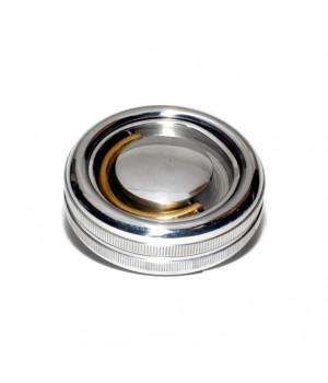 Врача с кольцом - 1 D30 никель (РБ). Цвет корпуса: серебро