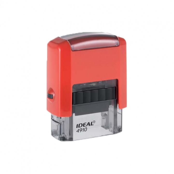 Ideal 4910 P2. Цвет корпуса: красный