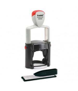 Trodat Professional Line 52040/R2 TYPO РУС. Цвет корпуса: черный с серебром