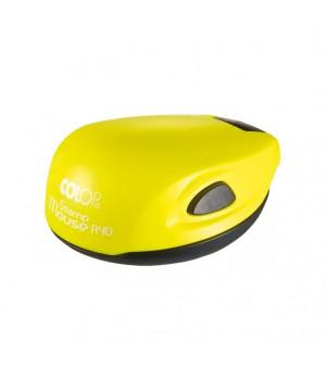 Colop Stamp Mouse R40. Цвет корпуса: желтый неон
