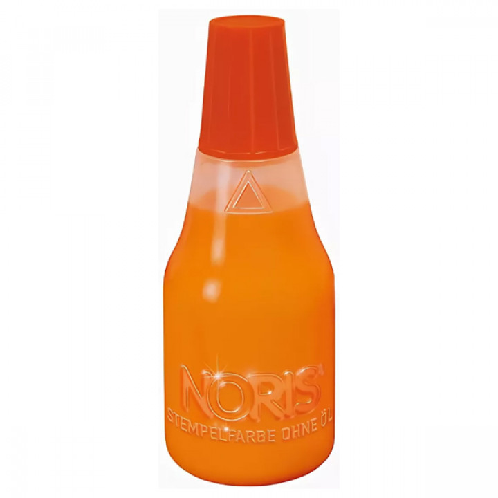 Noris 117 UVA, 25 мл. Цвет краски: темно-оранжевый