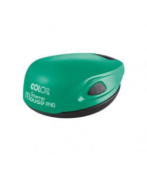 Colop Stamp Mouse R40. Цвет корпуса: бирюзовый