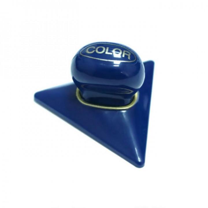 Легкость треугольная V11. Корпус синий