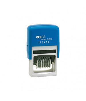 Colор Printer S 226. Цвет корпуса: синий