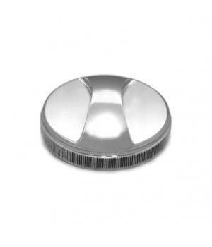 Блестящая карманная D40 никель (РБ). Цвет корпуса: серебро