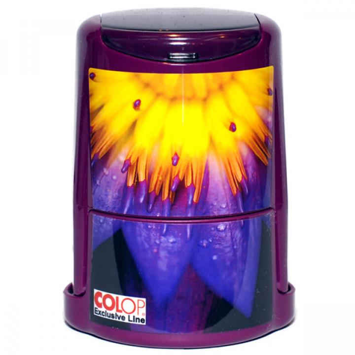 Бутон (E29). Цвет корпуса: фиолетовый
