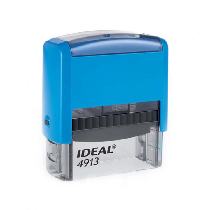 Ideal 4913 P2. Цвет корпуса: синий