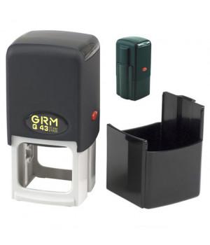 GRМ Q43 2 Pads Compact. Цвет корпуса: черный