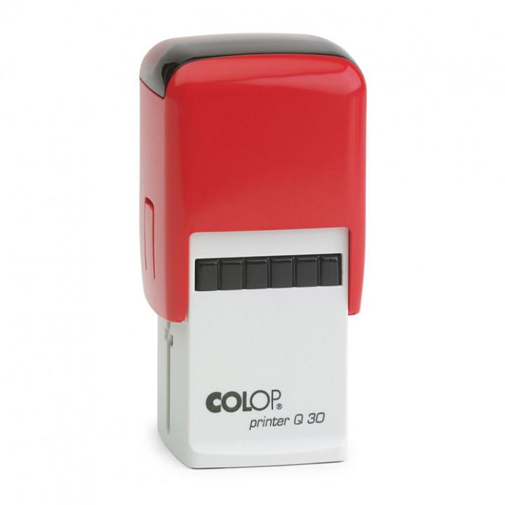 Colop Printer Q30. Цвет корпуса: красный