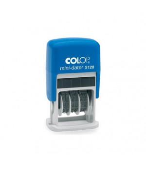 Cоlop Printer S 120 Банковский. Цвет корпуса: синий