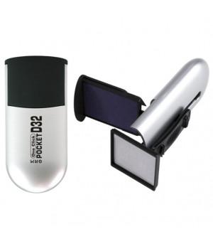 GRM Pocket R32 ONE CLICK. серебро