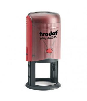 Trodat Printy 46045. Корпус красный