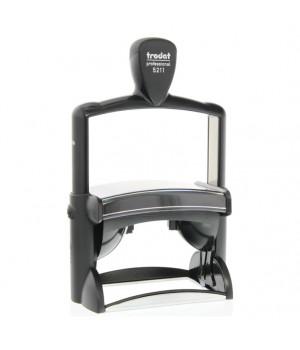 Trodat Professional Line 5211. Цвет корпуса: черный